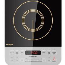 Philips Viva Collection HD4928/01 2100-Watt Induction Cooktop (Black)  ₹ 2,349.00