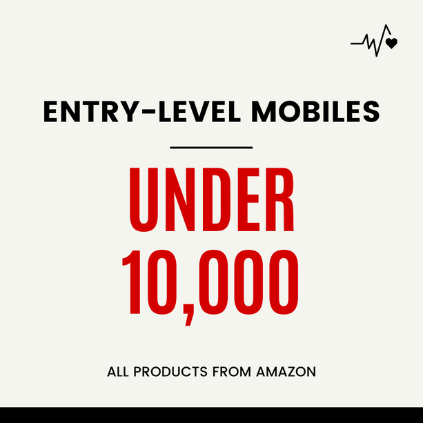 ENTRY-LEVEL MOBILES