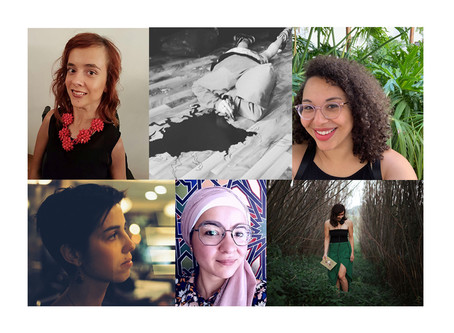 Meet our talented writers and illlustrators!
