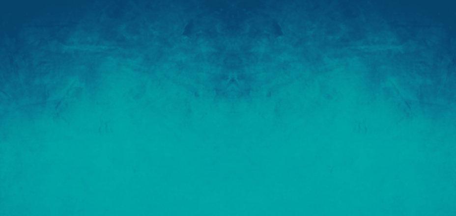 Torquoise blue background.