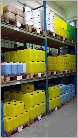 H-810/10 Sanitärentkalker stark