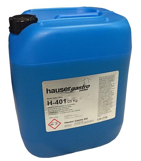 H-401/12.5 Geschirrspülmittel flüssig mit Chlor