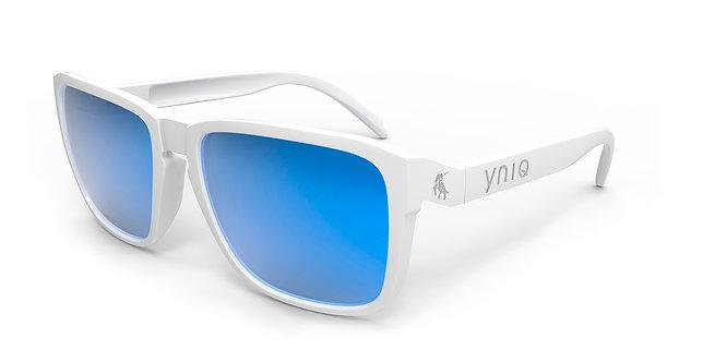 FIVE- WHITE, BLUE MIRROR (507)