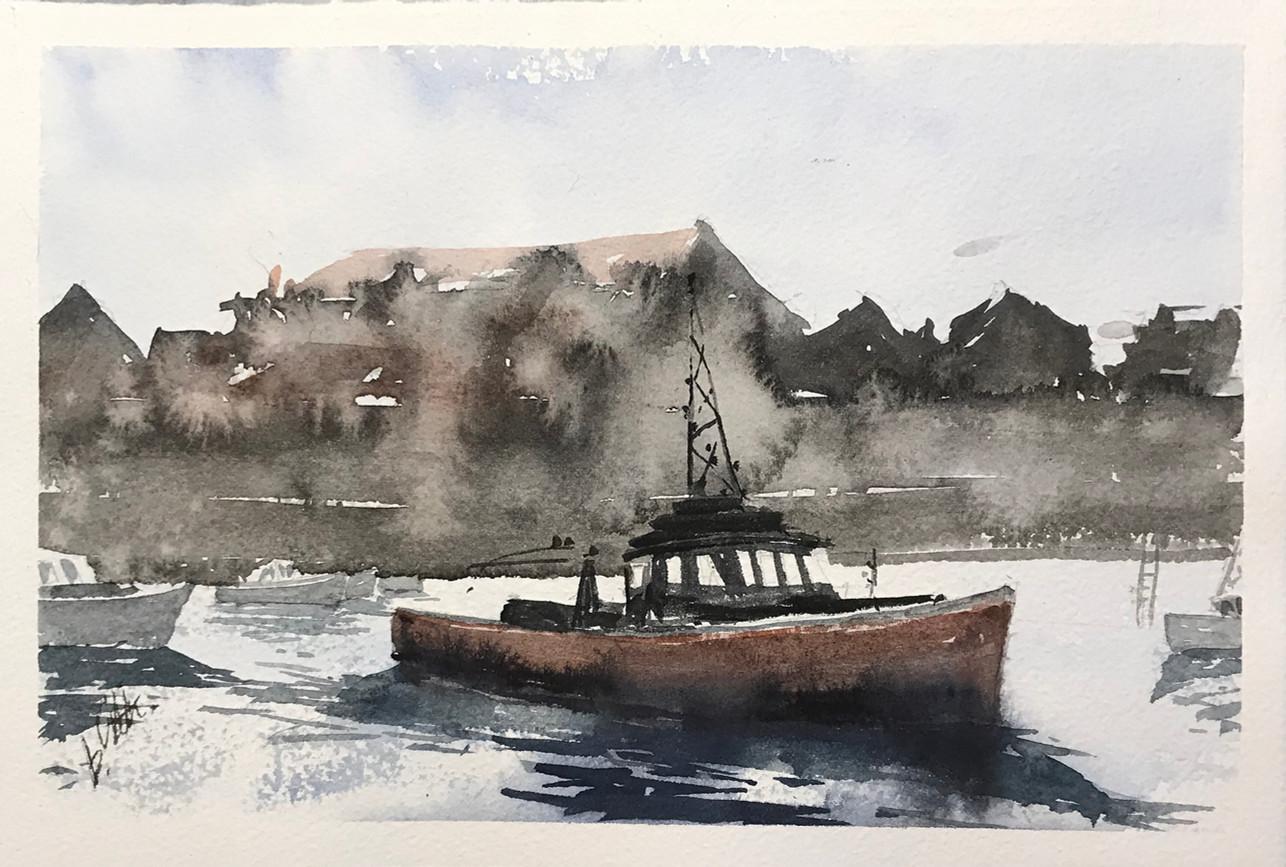 Rockport Harbor - MA