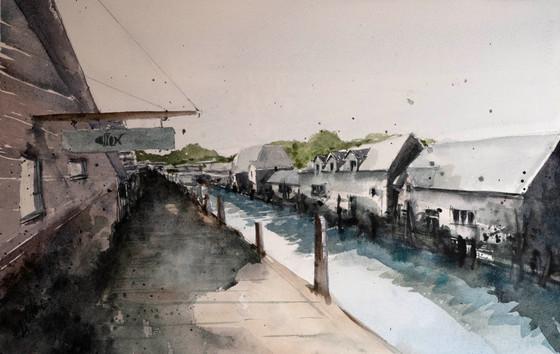Fish Town - Lelan, MI