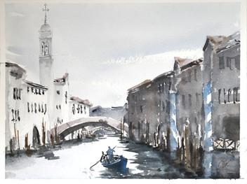 Light & Shadow - Venice