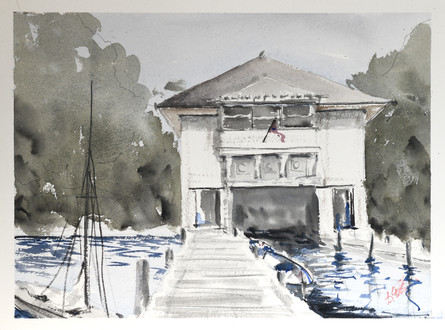 Lake Country Boathouse