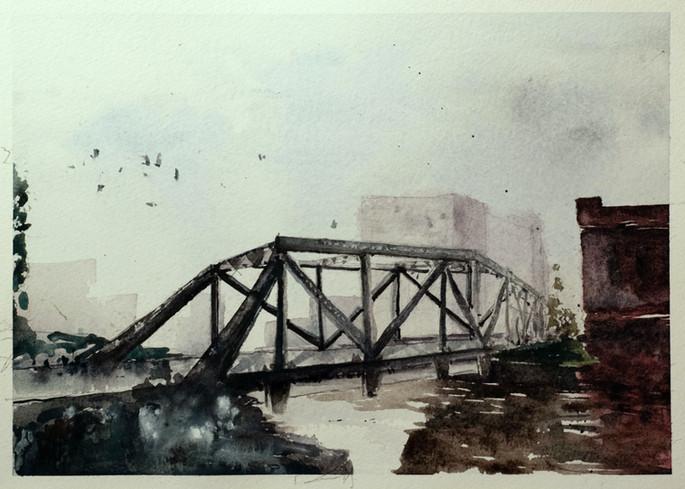 A Bridge thru Milwaukee
