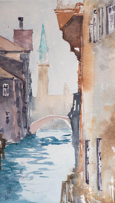 Bridge Beyond - Venice