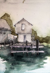 Fish Town Vernacular - Leland, MI
