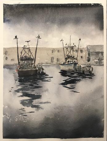 Gone Fishing - Port Judith, RI
