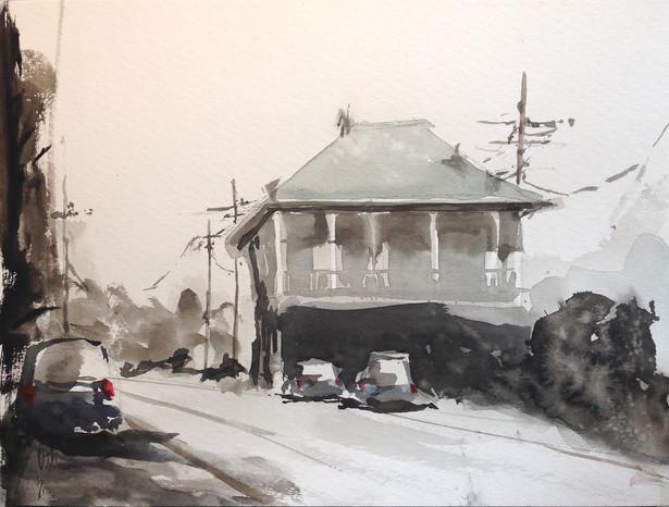Side Street - Key West