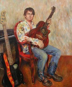 Portrait of Ilya.