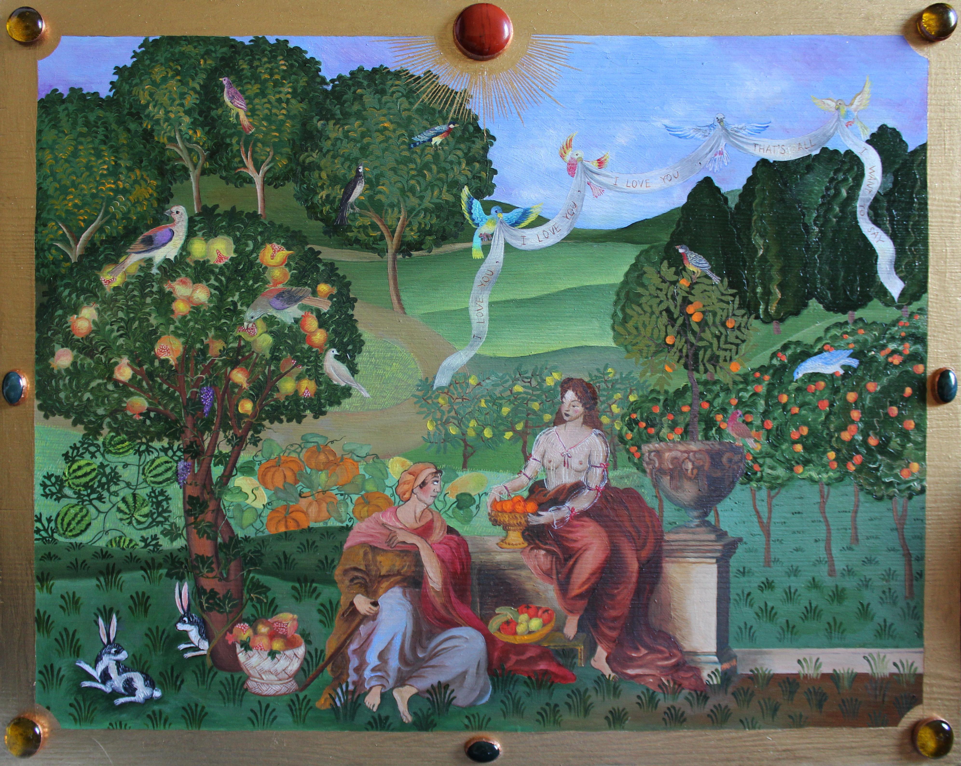 The Pomona' Garden