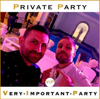 Evento Privato in collaborazione
