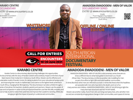 For The Love Of Documentaries!