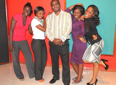 So You Want To Be A Great Tv Presenter?