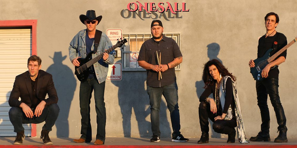 Porch Concert: Funky Grooves with OnesAll Band