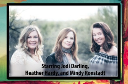 8/7 - TRIO, The Music of Dolly Parton, Linda Ronstadt, and EmmyLou Harris