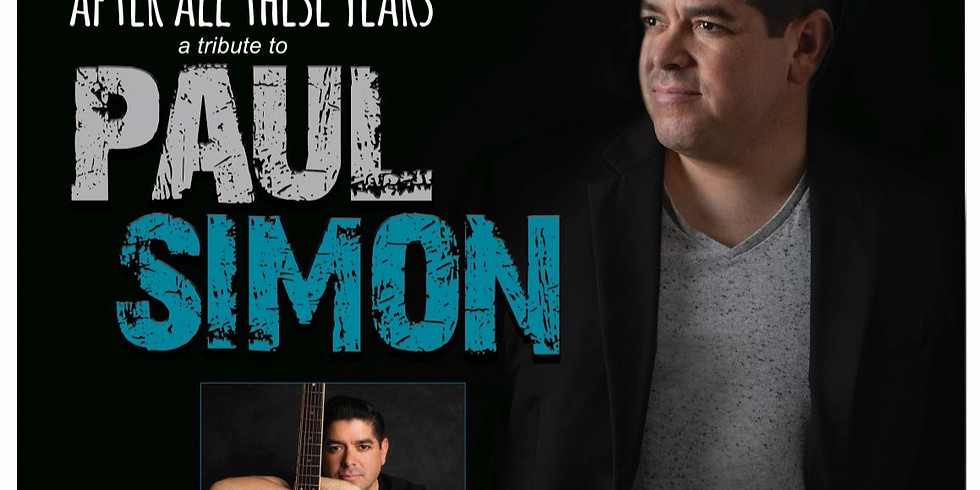 Still Crazy After All These Years, a Tribute to Paul Simon, February 10 at 6pm