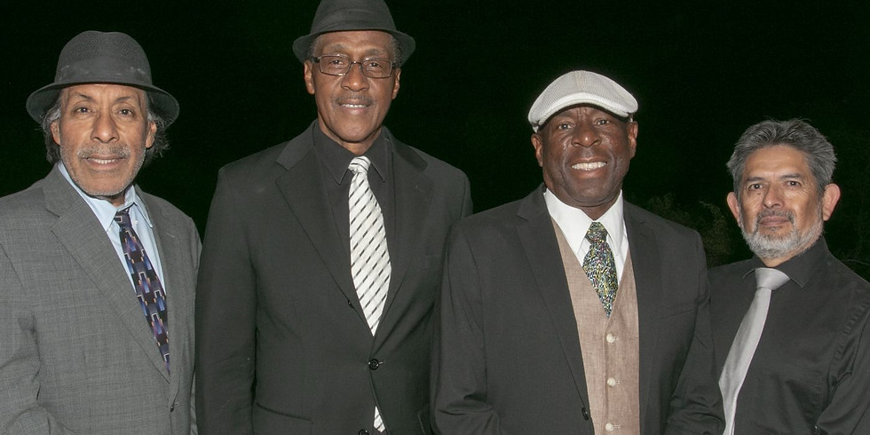 SOLD OUT! Porch Series: George Howard Motown Band *OUTDOORS*