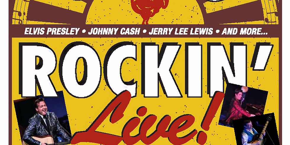 Good Rockin' Live, A Salute to Sun Records - March 2 at 6pm
