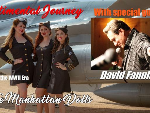2/11 Sentimental Journey with The Manhattan Dolls