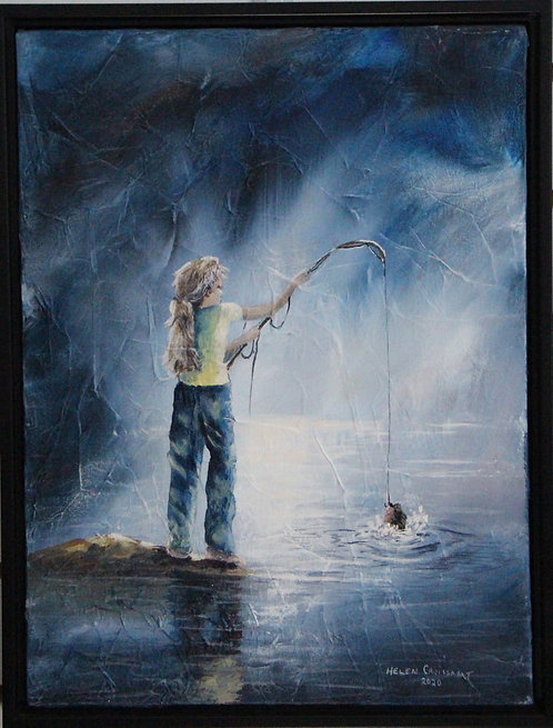 Learning to Fly Fish  -Helen Croissant