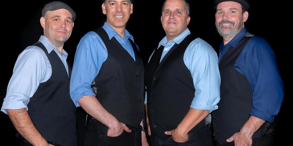 Porch Concert: American Made with the Presidio Boys