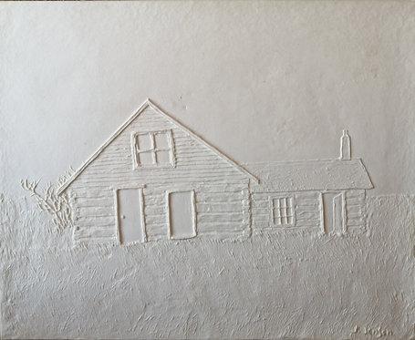 Settler's Homestead --Jack Jensen