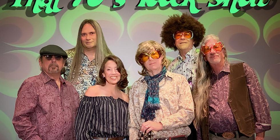 Porch Concert: That 70s Rock Show