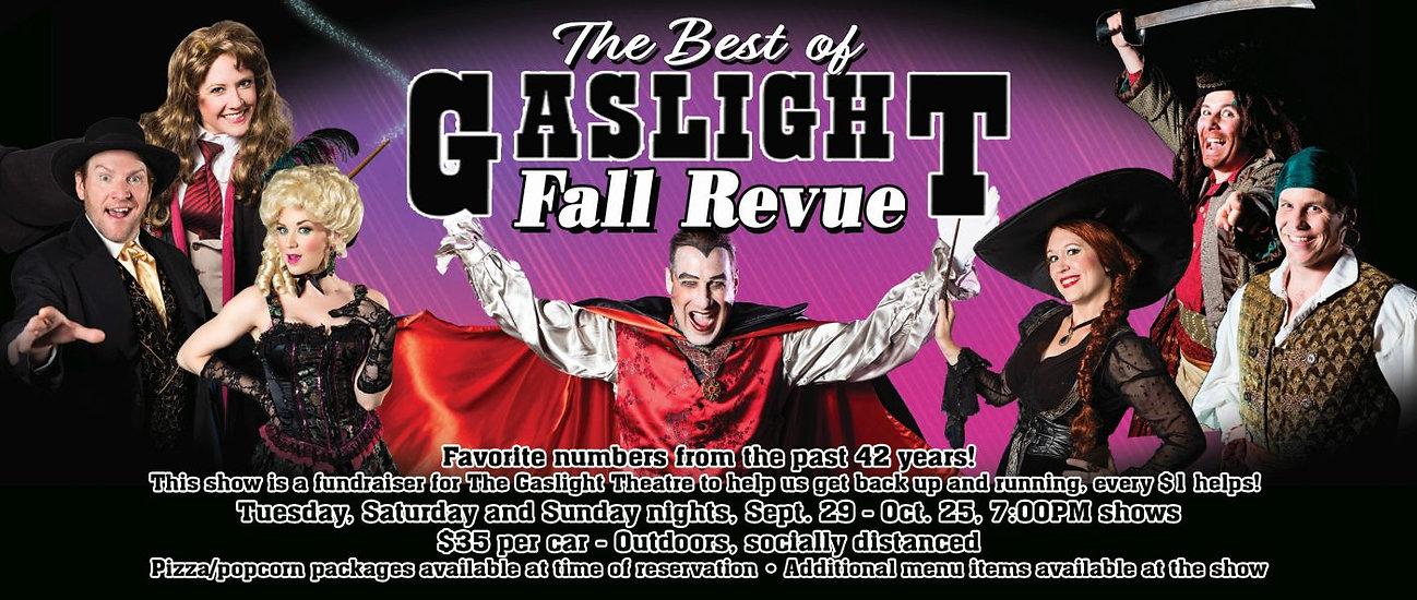 Best Of Gaslight Fall Revue