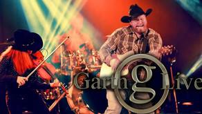 10/16 - Garth Live! #1 Tribute to Garth Brooks