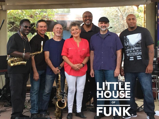 1/15/21 R&B Jams with Little House of Funk