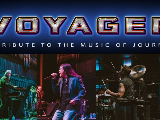 7/17 Voyager - A Tribute to Journey