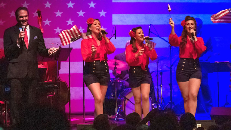 Salute to America, starring Armen Dirtadian & The Manhattan Dolls