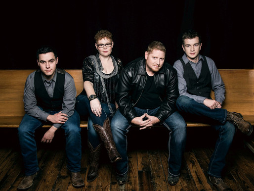 5/20 Outdoors: Country & Bluegrass with Nu-Blu