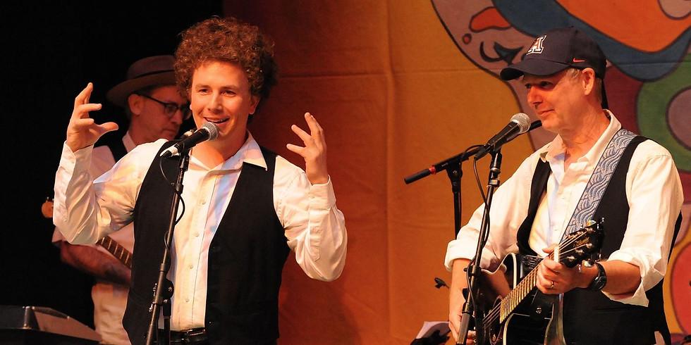 -INDOORS- SOLD OUT Homeward Bound, The Best of Simon & Garfunkel