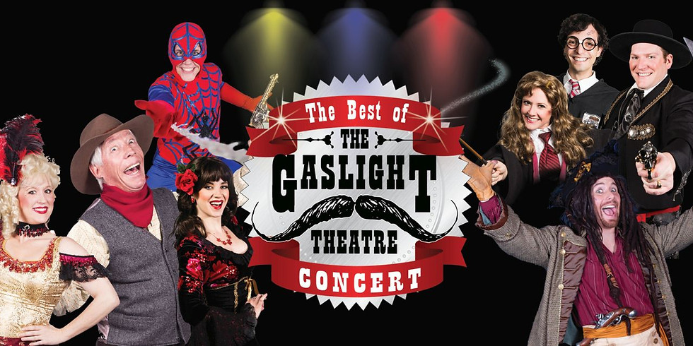 Best of Gaslight Concert - January 25 at 6pm