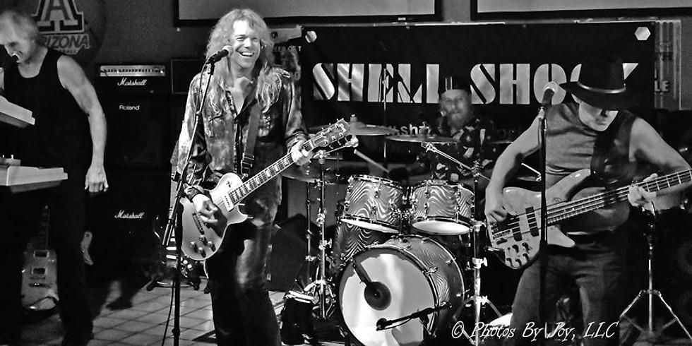 Porch Concert: Shell Shock Rocks Again!