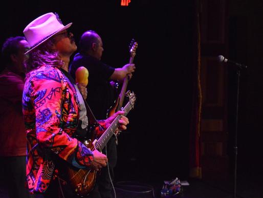 1/22/21 Santana Tribute with FLG