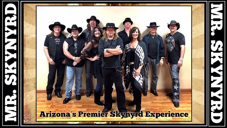 Mr Skynyrd Band