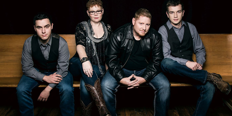 -INDOORS- Country & Bluegrass with Nu-Blu Band