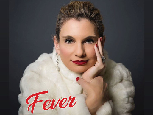 5/9 -INDOORS-  Fever, The Music of Peggy Lee