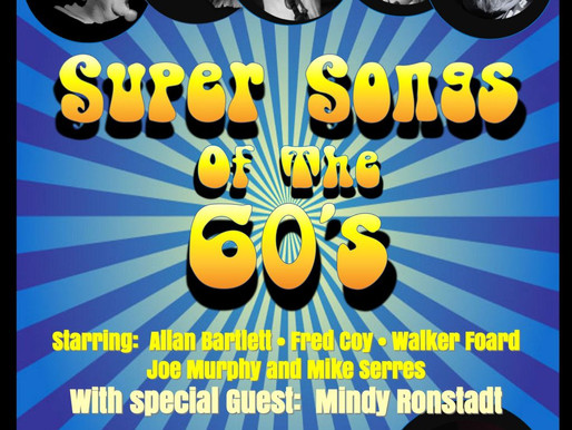 4/18 -INDOORS- Super Songs of the 60s
