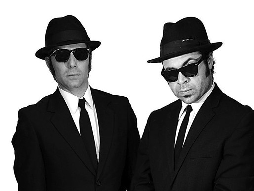 5/14 Outdoors: The Music of the Blues Brothers