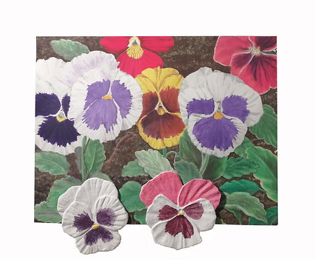 What a Bunch of Pansies!    Jack Jensen