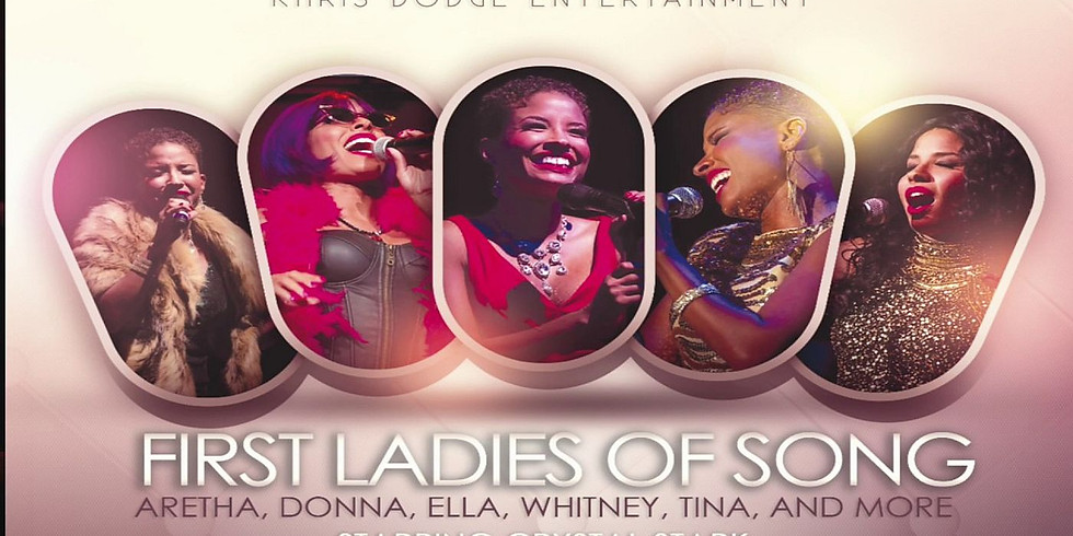 Porch Concert: First Ladies of Song with Crystal Stark