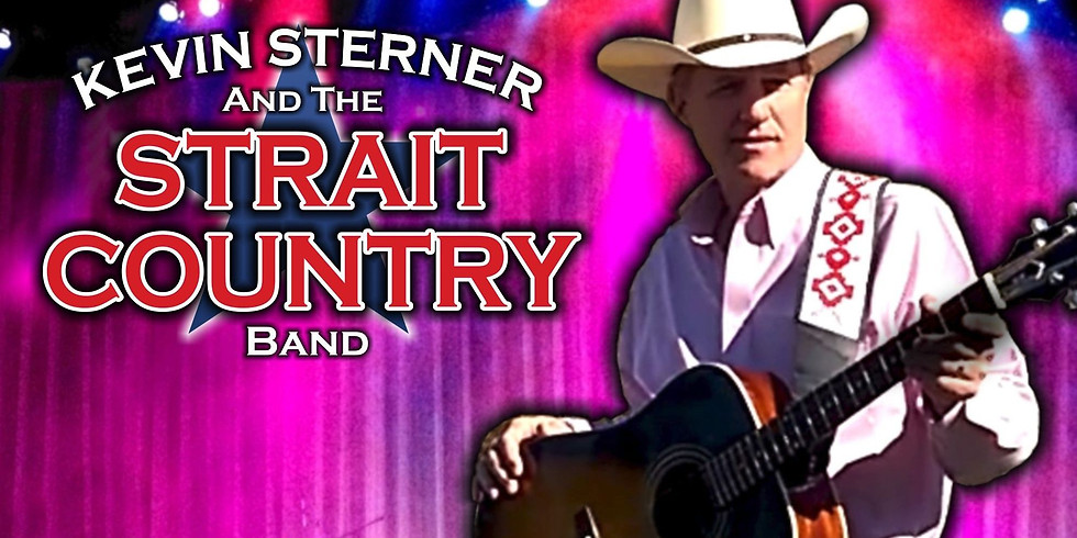 Porch Series: Strait Country with the Strait Country Band