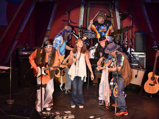 9/25 - Return to Woodstock with The Tributaries